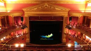 El Teatro Olimpia, en Huesca