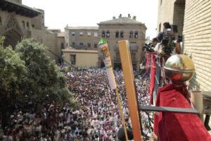 Fiestas de San Lorenzo Huesca