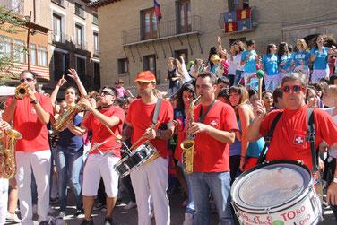 Fiestas de San Mateo en Monzón