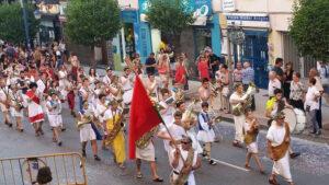 Las Fiestas de Santiago en Sabiñánigo
