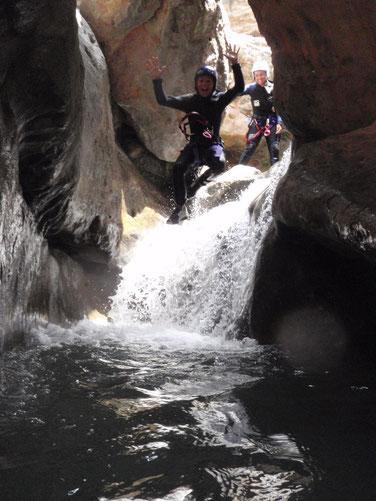 Barranco Formiga Sierra de Guara