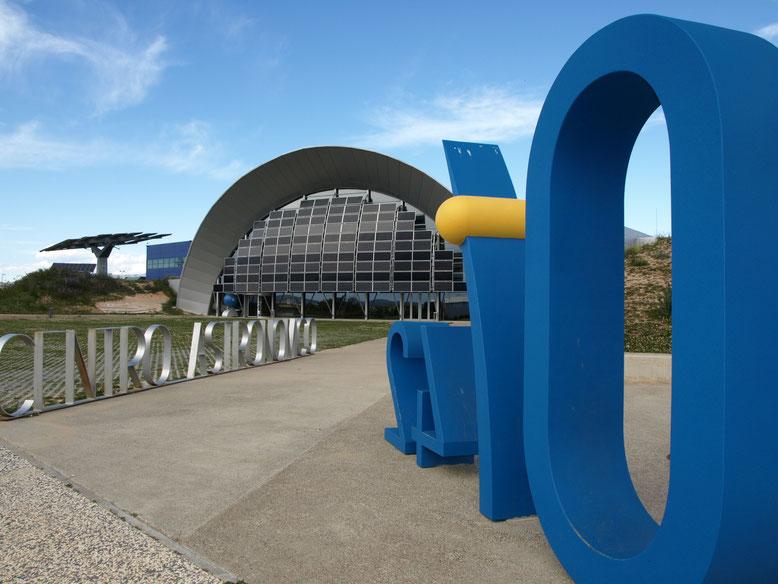 Centro Atronómico de Aragón. Foto DescubreHuesca.com