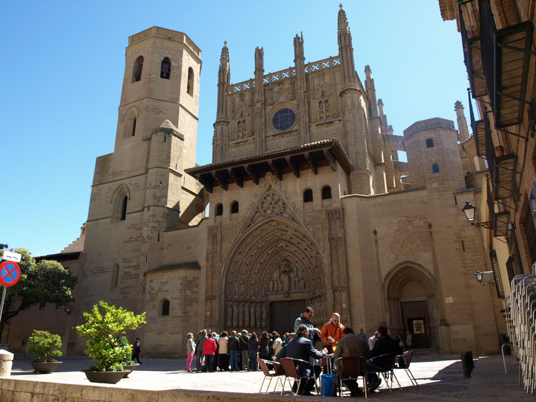 Catedral de Huesca. Foto descubrehuesca.com
