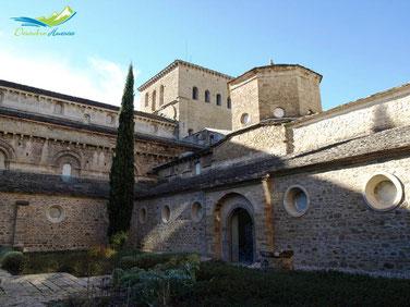 Claustro Catedral de Jaca