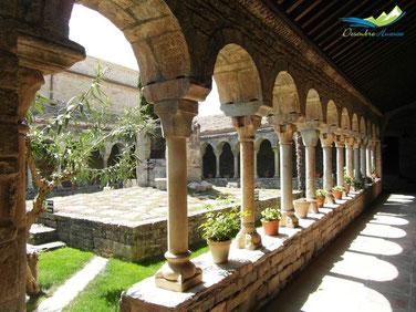 Claustro Catedral Roda de Isábena