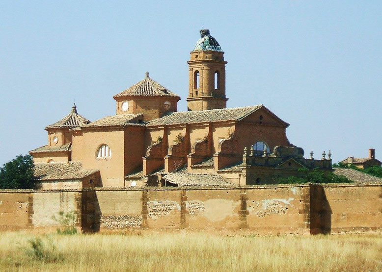 La Cartuja de Nuestra Señora de las Fuentes. Foto de cartujadelasfuentes.com