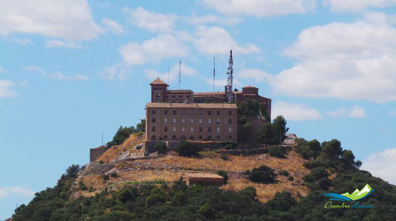 Monasterio de el Pueyo, Barbastro.