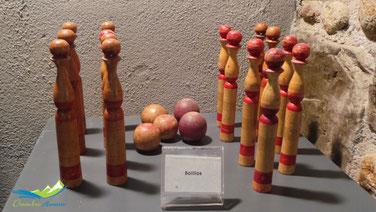 Museo juegos tradicionales en campo