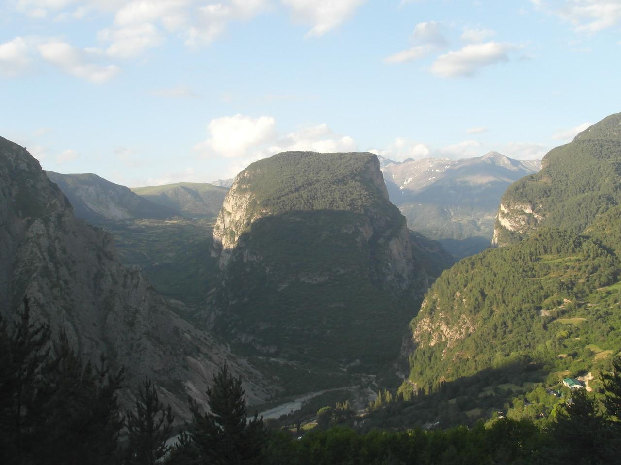 Vistas desde Saravillo