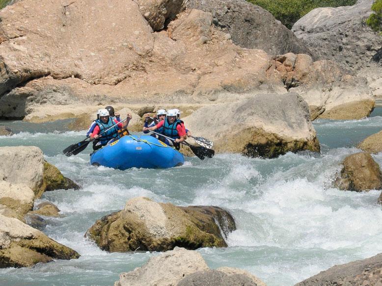 Deportes de aventura en Huesca