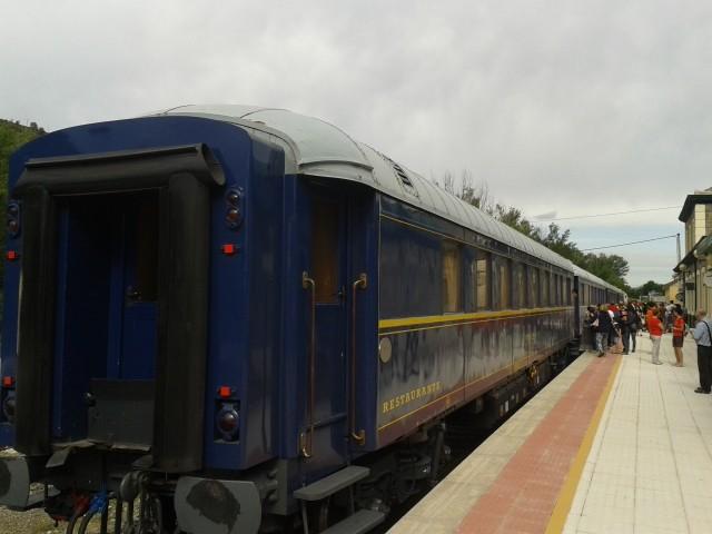 Todos al tren!!! Foto: DescubreHuesca.com