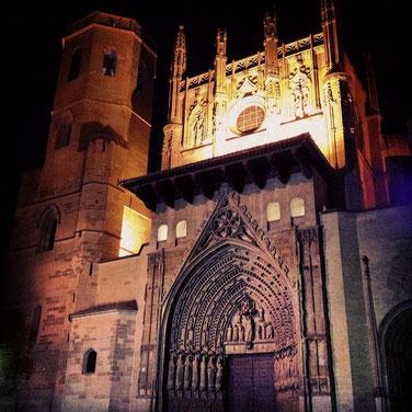 Catedral de Huesca.