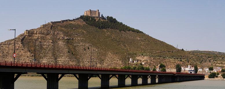 Castillo de Mequinenza.