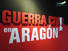 Centro de Interpretación Guerra Civil en Aragón