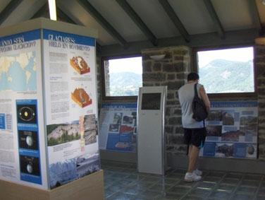 Centro visitantes Geoparque