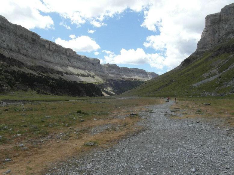 Circo de Soaso. Parque Nacional de Ordesa y Monte Perdido
