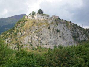 Coll de Ladrones, en Canfranc