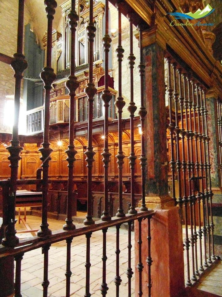 Coro Catedral Roda de Isábena