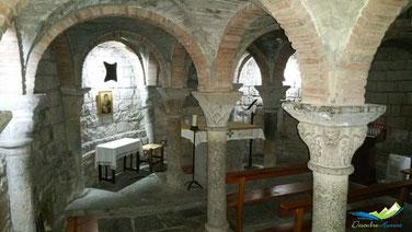 cripta iglesia ainsa