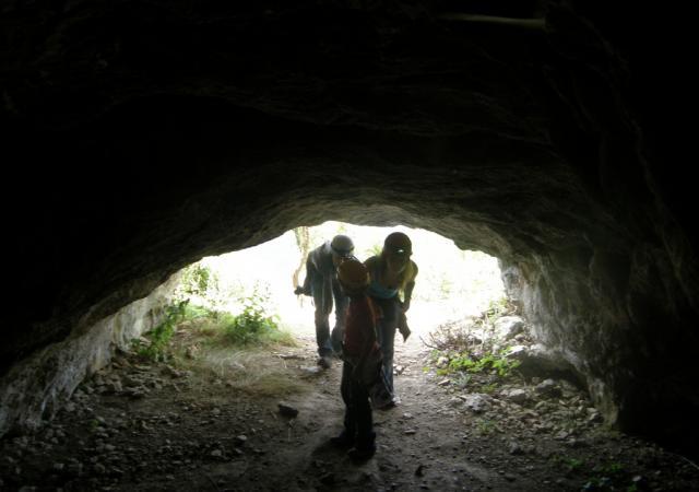 La Cueva del Oso en Tella