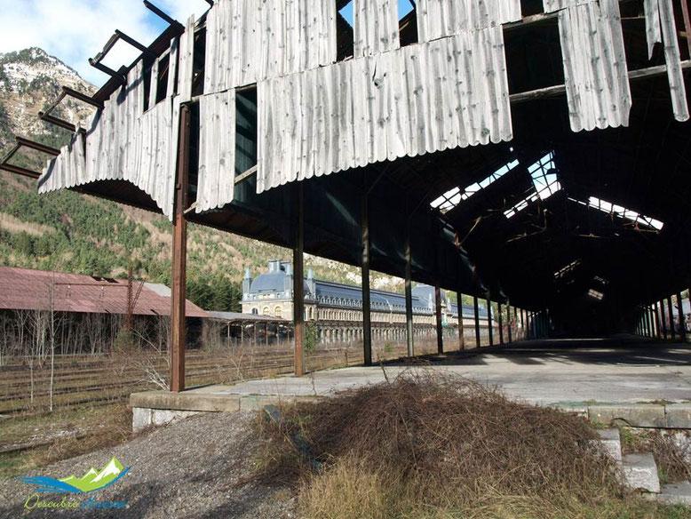 Estacion Ferrocarril de Canfranc