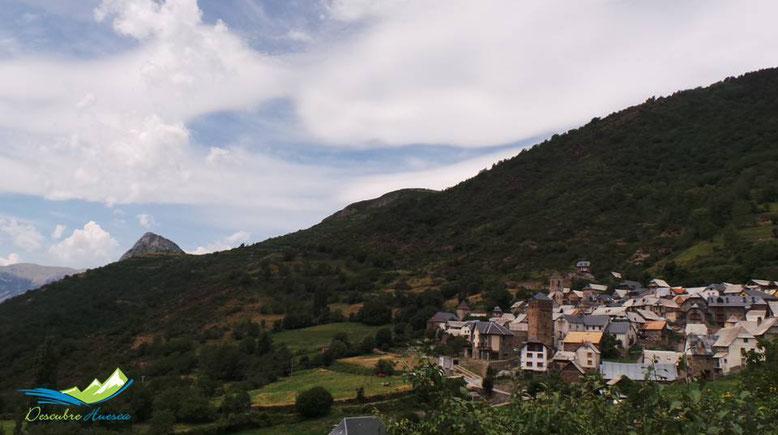 El valle de Gistaín