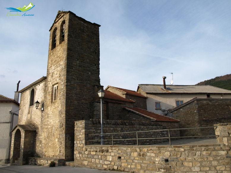 Iglesia de San Adrián en Guasillo