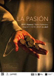 La Pasión, en el Teatro Salesianos de Huesca