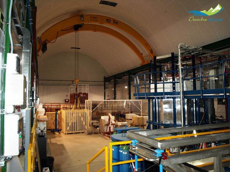 Laboratorio Subterraneo Canfranc