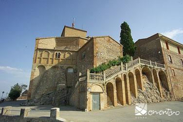 Monasterio del Pueyo de Barbastro. Monasterio del Pueyo de Barbastro.