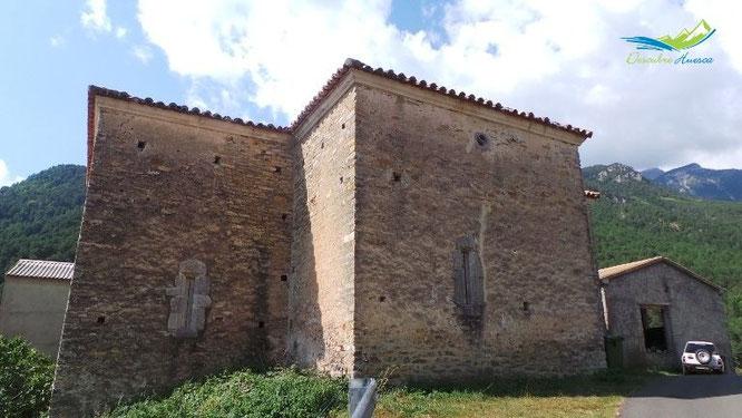 Monasterio San Pedro de Tabernes
