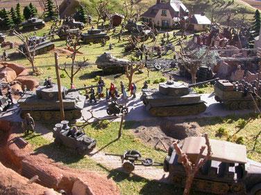 Museo Miniaturas Ciudadela de Jaca