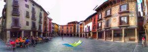 La Plaza Mayor de Graus