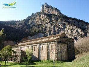 El Monasterio de Santa María de Obarra