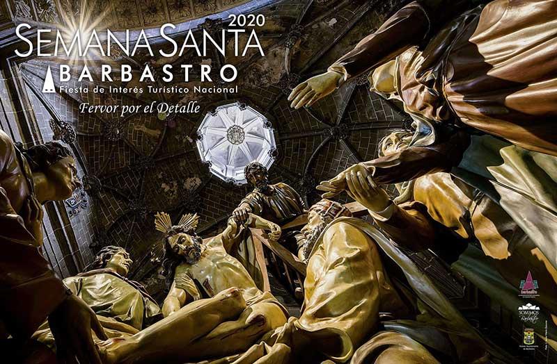 Semana Santa Barbastro 2020